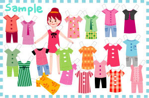 Paper Doll Free Download